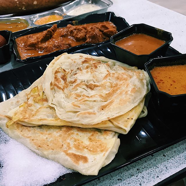 Late night prata stop!