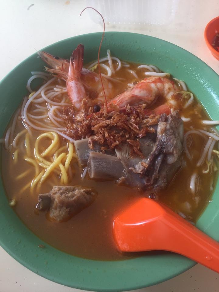Best Prawn Noodle!
