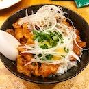 Kagoshima Pork Belly Don