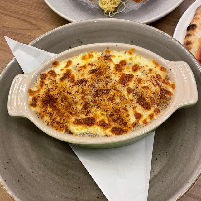 Truffle Mac & Cheese [ $15.50 ]