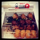 #quickfix of #yakitori #craving #satisfied #instafood #foodporn #foodpic #foodlover #foodstgram #burpple #latergram #tgif #toriq