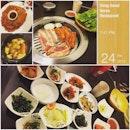 #feastingtime #timetogetsmelly #gettogether #tablefull #koreanbbq #kickstart #longweekend #instafood #foodporn #foodlover #burpple #festiveofjoy #christmasintheair #instalongweekend #ilovedecember #dec2015 #dongseoul