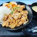 #porkshogayakidon #japnesefood #again  #hawkerdelights #supportyounghawkers #hiddengem #instafood #foodporn #foodlover #burpple #instalunch #koryorihayashi #amoymarket #felzfooddiary
