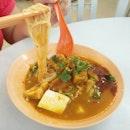 Vegetarian Mee Java