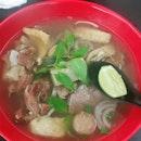 Special Vietnamese Beef Noodles