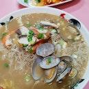 Seafood Bee Hoon