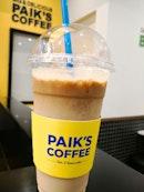 Paik's Coffee (CityLink Mall)