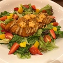 Katsu Salad With Goma Dressing