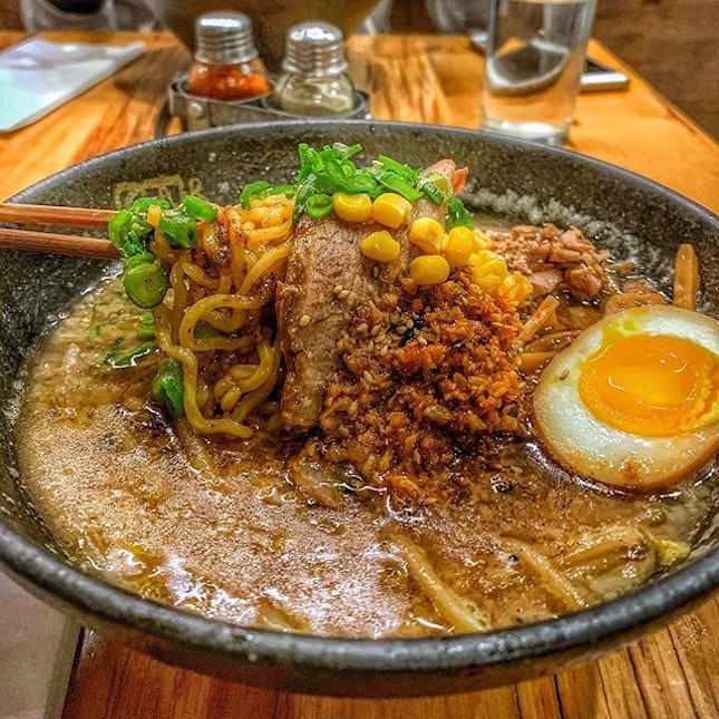 AWESOME RAMEN IS AWESOME.
