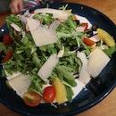 Orange And Arugula Salad