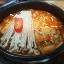 Buddae jiggae (army stew) 1 pax portion
