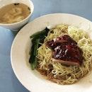 Roast Duck Noodle @ Fei Fei Roasted Noodle.