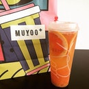 MuYoo+ Grapefruit + Jasmine Fruit Tea @ Jurong Point 01-K8/9.