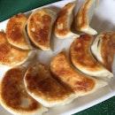 Fried Dumplings [10pcs] @ You Peng Noodle Dumpling House 友朋拉面饺子馆, 144 Upper Bukit Timah Road, Beauty World Centre, #04-23.