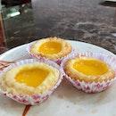 Mini Egg Tarts @ Zi Yean Bistro | 56 Lengkok Bahru | #01-443.