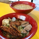 Original Mee Sua [$6.00] @ Hosay Mee Pok 和谐面薄 | ABC Brickworks Market & Food Centre | 6 Jalan Bukit Merah | #01-120.