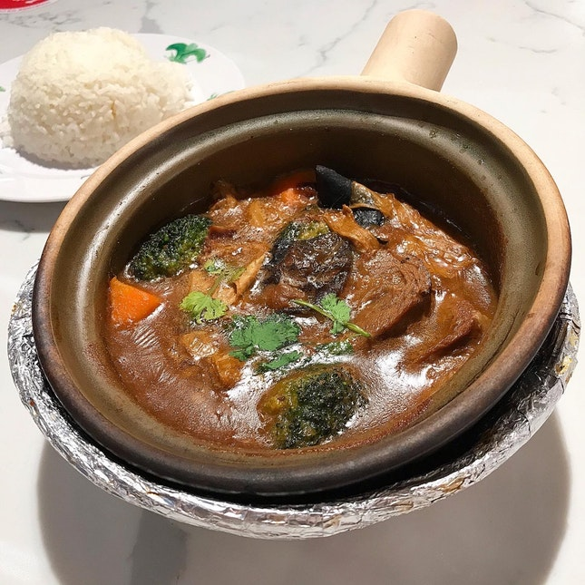 Ah Kor Hainanese Lamb Stew with Rice @TheHainanStory | 17 Petir Road | Hillion Mall #01-15/16.