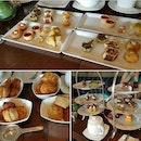 High Tea @ Axis Bar - Mandarin Oriental
