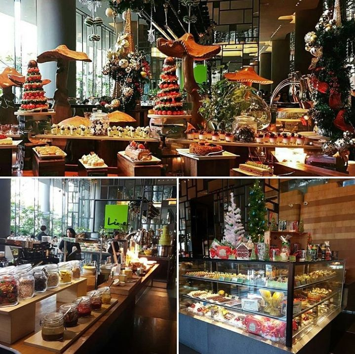 Christmas Buffet @ LIME - ParkRoyal