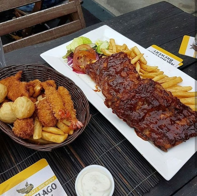 Best ribs ever!