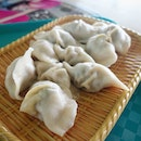 Who doesn't love to have some delicious juicy handmade dumplings in the morning?