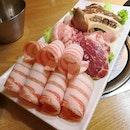 Pork BBQ Set Affordable