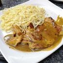 Chicken Steak($7.50)