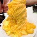 Mango Passionfruit Snowy Ice($7.90)