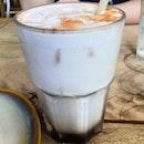 Iced Chai Latte($7.50)