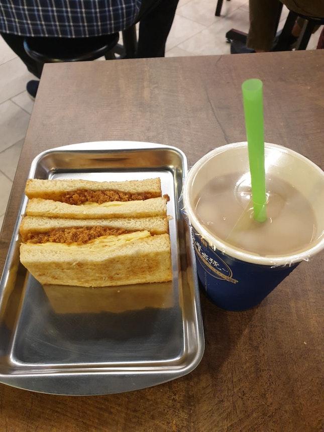 Cafe, Dessert And Brunch