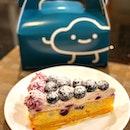 Blueberry Dream Pie