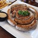 4 Types Sausages