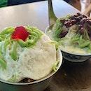 Ice Kacang & Chendol