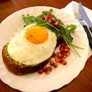 Egg + Avocado + Tomato Chutney + Sourdough