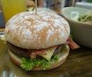 Idyllic Burger Bar In Orchard