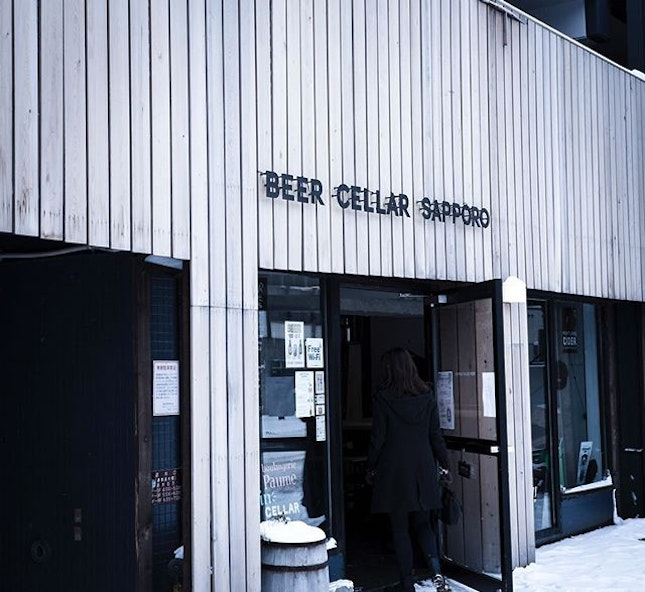 There is more to beer in Sapporo than just The Sapporo Beer Museum and tasting room.