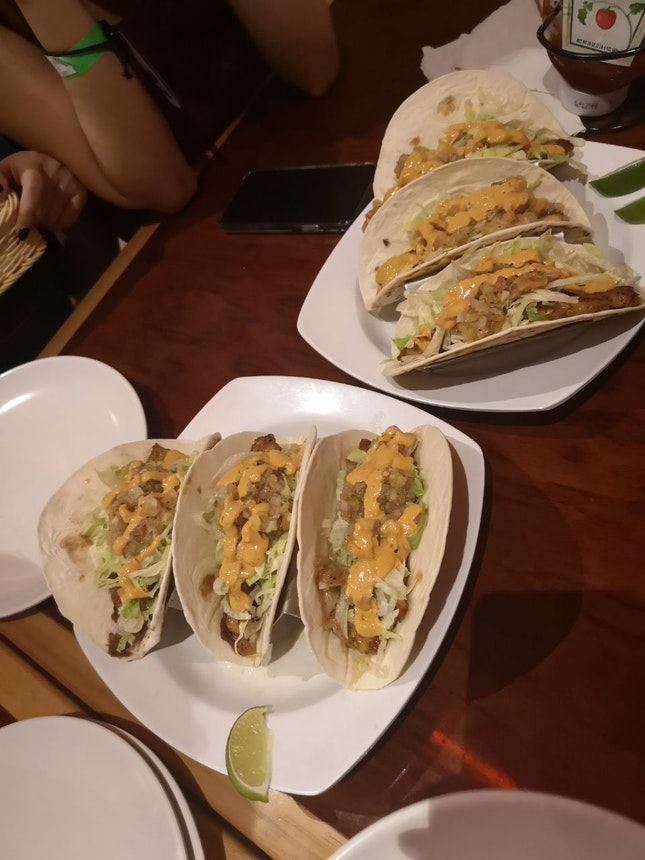 Fish Tacos 1 For 1