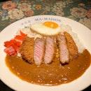 Beef Katsu Curry $23.80++