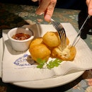 Camembert Cheese Fritters $9.80++