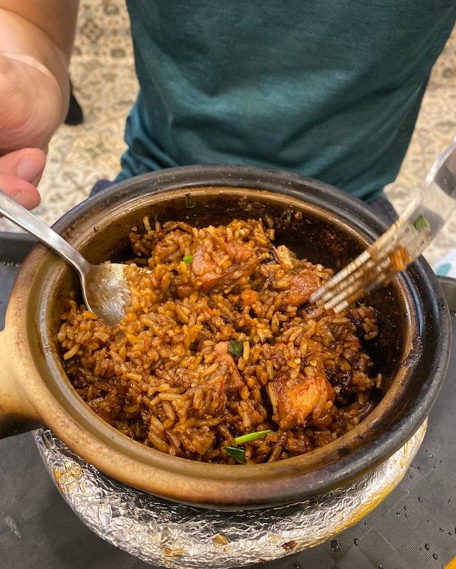 Claypot Rice $5.50nett