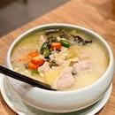 Szechuan Peppercorn & Preserved Vegetable Soup $16.80++