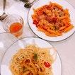 Italian pastas