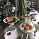 Caneles, Scones and Tarts