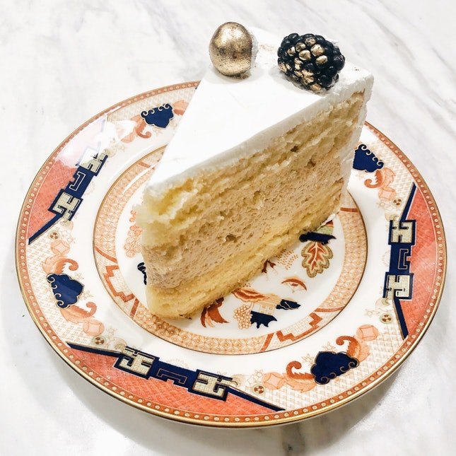 Sabayon Cake [$9.50]