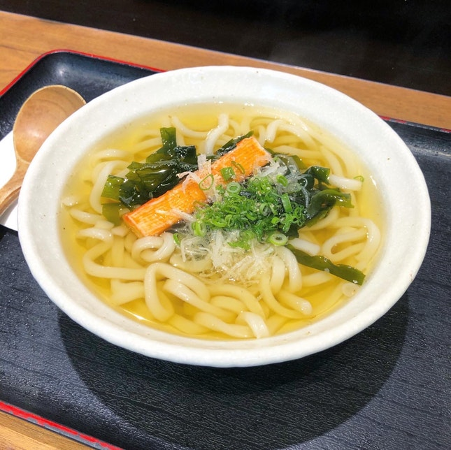 Udon [$11.75]