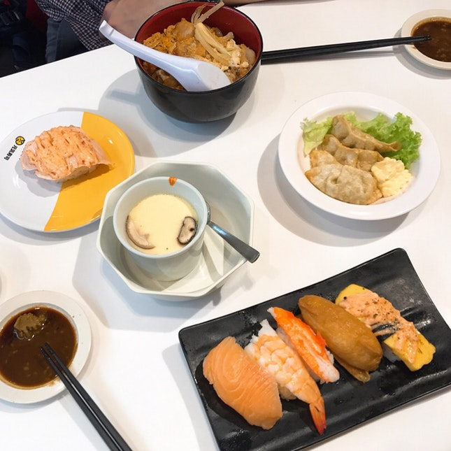 First Genki Sushi Experience
