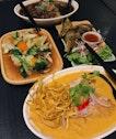 Less Usual Thai Food