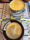 Mango Sago & Durian Sago.