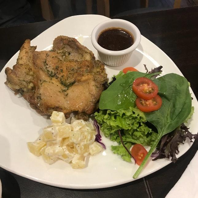 Chicken Steak ($10.90)