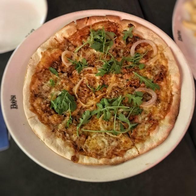 Bobby's Pizza ($25.99++)